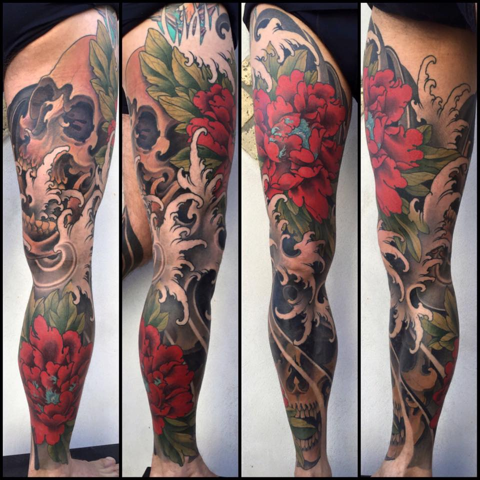 Fabio gargiulo s portfolio south ink tattoo tatuaggi for Tattoo shops in illinois