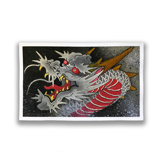 tattoo-grey-dragon