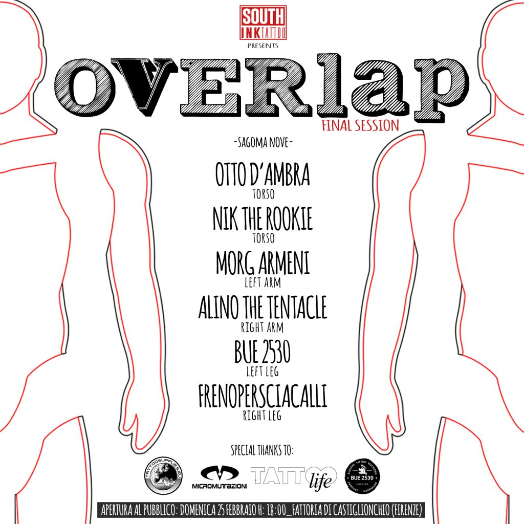 overlap-projest