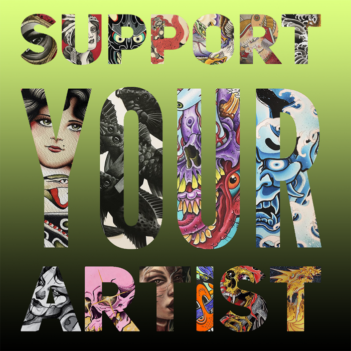 support-your-artist