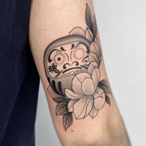 jessica-aaron-south ink tattoo napoli