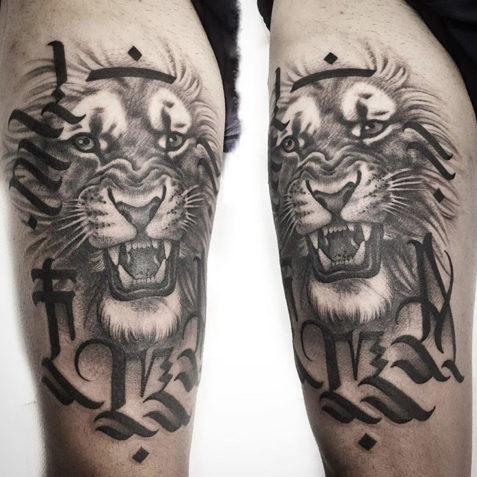 delia vico-south ink -tattoo napoli