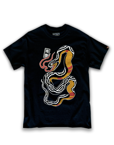 japanese black snake