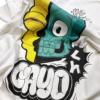 split skull by cayo kun southinktattoo pozzuoli